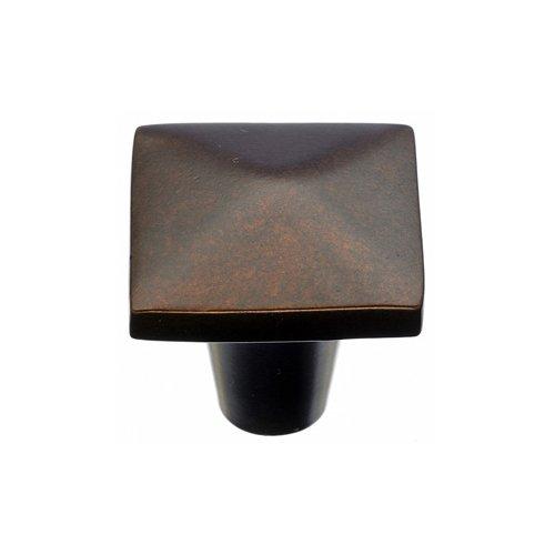Top Knobs Aspen 1-1/4 Inch Diameter Mahogany Bronze Cabinet Knob M1518
