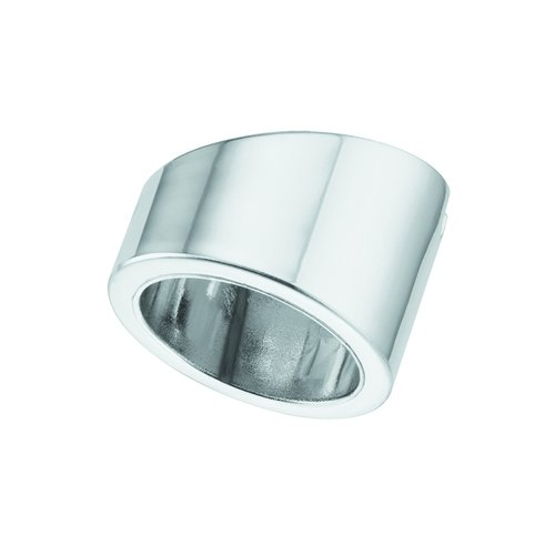 Hafele Loox 2022 Wedge Shaped Surface Mount Ring Chrome 833.72.833