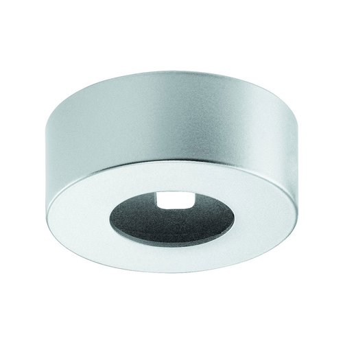 Loox 2040 Round Surface Mount Trim Ring Silver <small>(#833.72.143)</small>