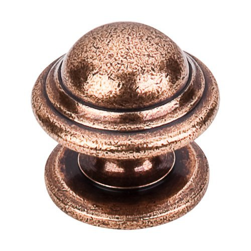 Top Knobs Britannia 1-1/4 Inch Diameter Old English Copper Cabinet Knob M11