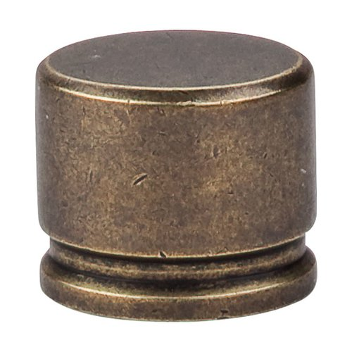 Top Knobs Sanctuary 1-3/8 Inch Length German Bronze Cabinet Knob TK61GBZ