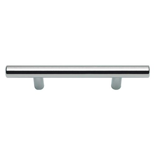 Atlas Homewares Successi 3 Inch Center to Center Pol Stainless Steel Cabinet Pull A837-PS