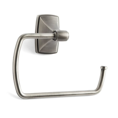 Amerock Clarendon Towel Ring Antique Silver BH26501AS