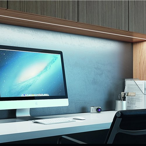 Hafele Loox 24V LED 3028 Flexible Strip Light 5M Cool White 833.77.222