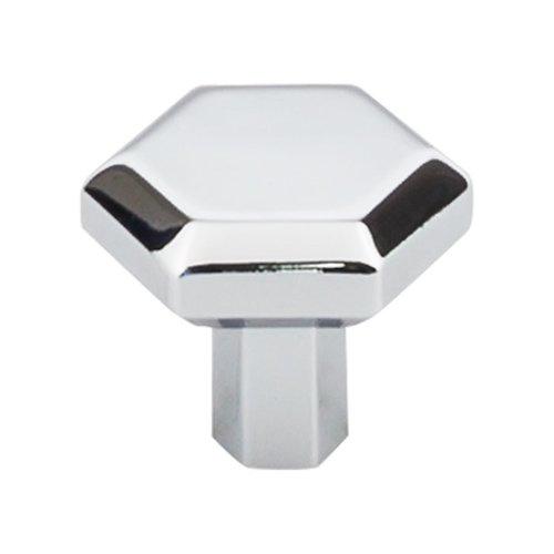 Top Knobs Serene 1-1/4 Inch Diameter Polished Chrome Cabinet Knob TK792PC