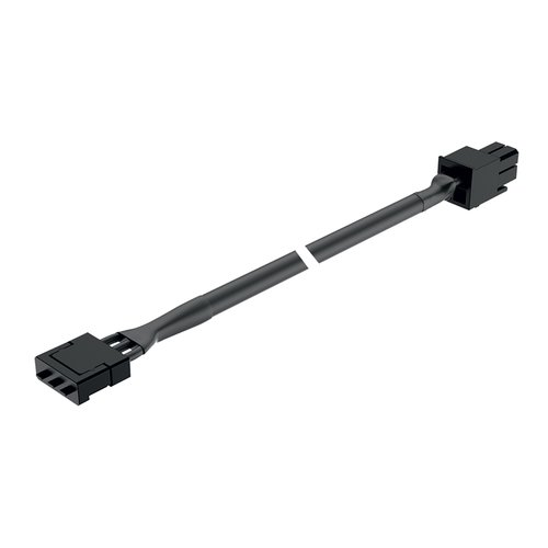 "Hafele Loox Lead for Modular Switch 19-5/8"" Long Black 833.89.055"