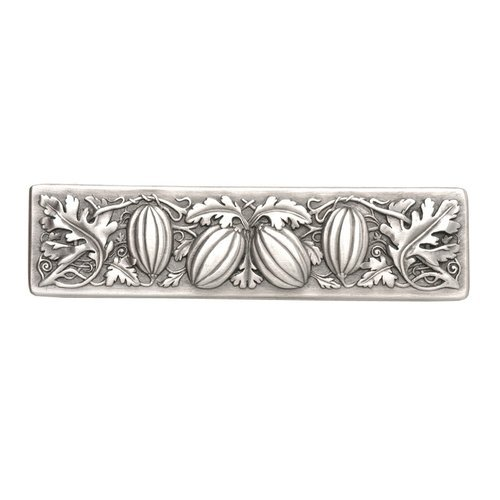 Notting Hill Kitchen Garden 3 Inch Center to Center Antique Pewter Cabinet Pull NHP-651-AP