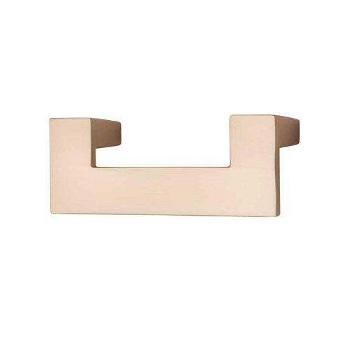 Atlas Homewares U-Turn 2-1/2 Inch Center to Center Champagne Cabinet Pull A846-CM