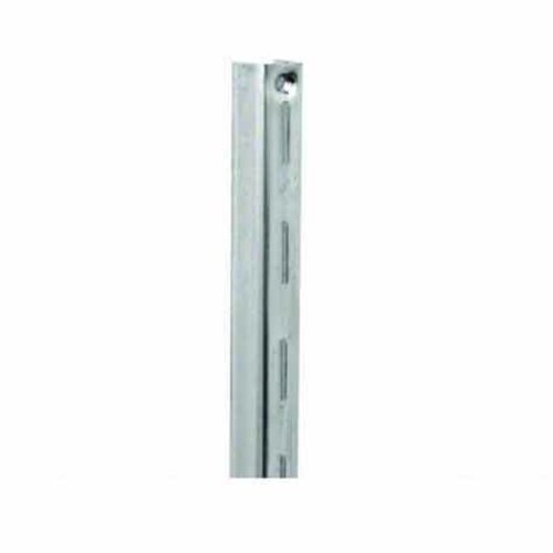 "Knape and Vogt KV #87 Steel Standards-Stainless 72"" 87 SS 72"