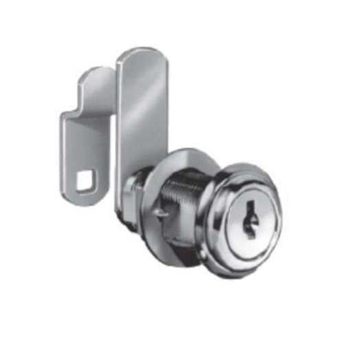 CompX Cam Lock Keyed Different-Nickel C8053-14A-KD