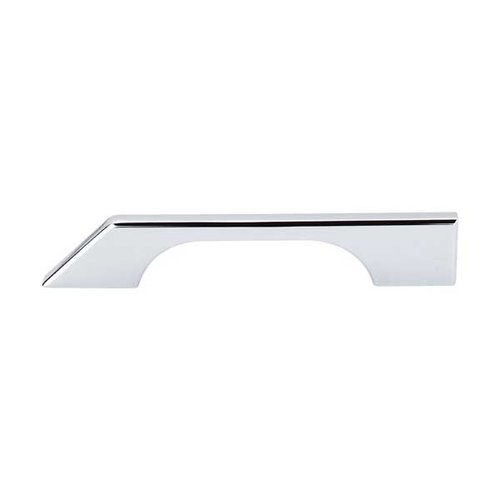 Top Knobs Sanctuary 5 Inch Center to Center Polished Chrome Cabinet Pull TK14PC