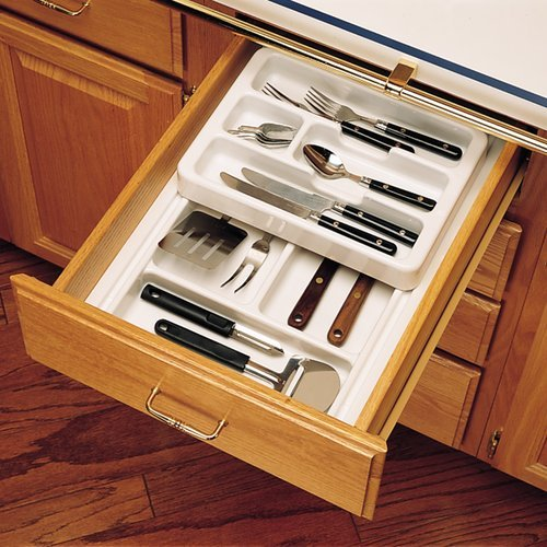 Cutlery Tray 12 inch Half Top <small>(#RT12-3H)</small>