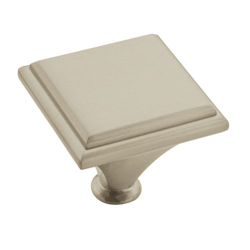 Amerock Manor 1-7/16 Inch Diameter Satin Nickel Cabinet Knob BP261392G10