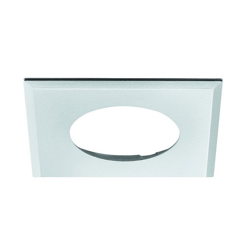 Loox 2025/2026 Square Recess Mount Trim Ring Silver <small>(#833.72.127)</small>