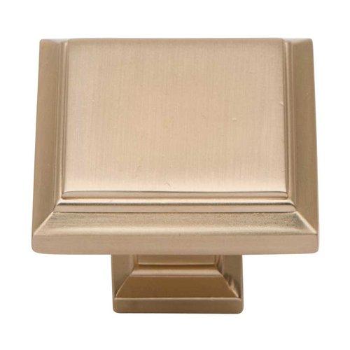 Atlas Homewares Sutton Place 1-1/4 Inch Diameter Champagne Cabinet Knob 289-CM