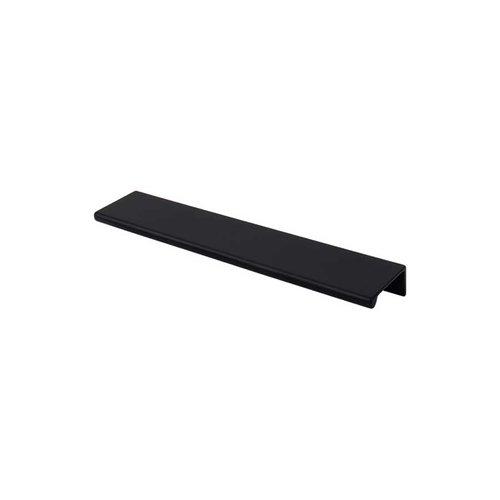 Top Knobs Mercer 8 Inch Length Flat Black Finger Pull TK504BLK