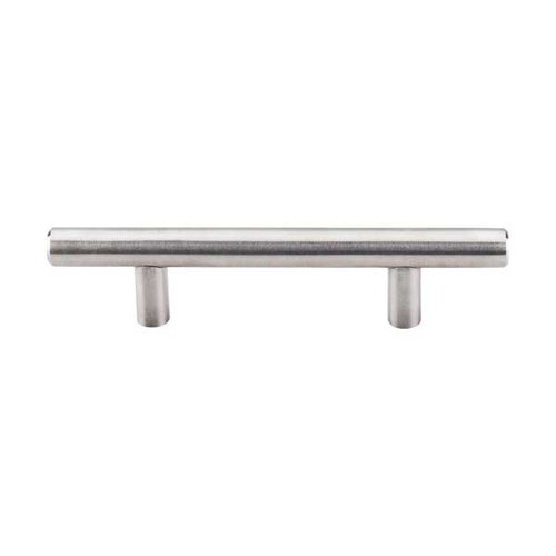 Top Knobs SS304 Stainless Steel 3 Inch Center to Center Stainless Steel Cabinet Pull SSH1