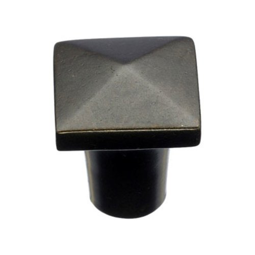 Top Knobs Aspen 3/4 Inch Diameter Medium Bronze Cabinet Knob M1507