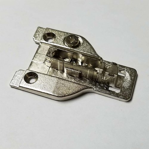 Grass Nexis Face Frame Cam Mounting Plate 4MM Height 346.290.91.0415