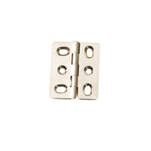 Hafele Elite Mortised Butt Hinge 50X40mm - Brushed Nickel 354.17.620