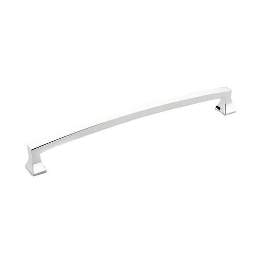 Schaub and Company Menlo Park 8 Inch Center to Center Polished Chrome Cabinet Pull 540-26