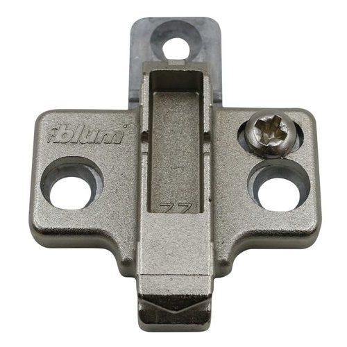 Blum Clip 2 Piece Mounting Plate For Euro-screw 3MM 175H9130