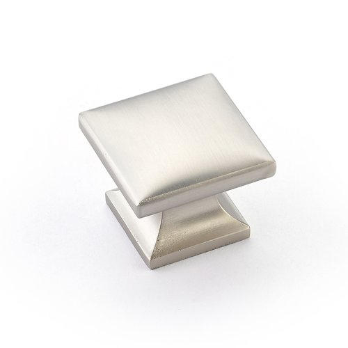 Northport Knob 1-3/8 inch Diameter Satin Nickel <small>(#219-15)</small>