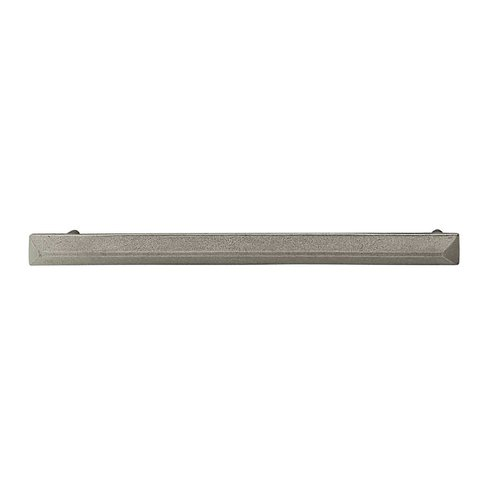 Hafele Prarie 18 Inch Center to Center Pewter Cabinet Pull 123.06.909