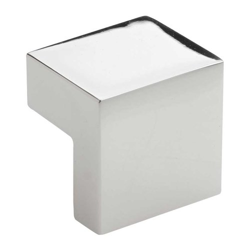 Successi 5/8 Inch Center to Center Polished Nickel Cabinet Pull <small>(#A865-PN)</small>