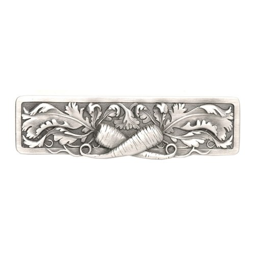 Notting Hill Kitchen Garden 3 Inch Center to Center Brilliant Pewter Cabinet Pull NHP-652-AP