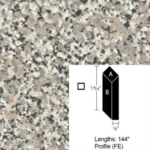 Wilsonart Bevel Edge - Granite -12 Ft CE-FE-144-4550K-01
