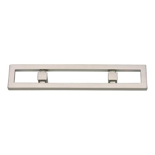 Nobu 3 Inch Center to Center Brushed Nickel Cabinet Pull <small>(#262-BRN)</small>