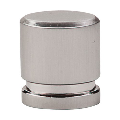 Top Knobs Sanctuary 1 Inch Length Brushed Satin Nickel Cabinet Knob TK57BSN