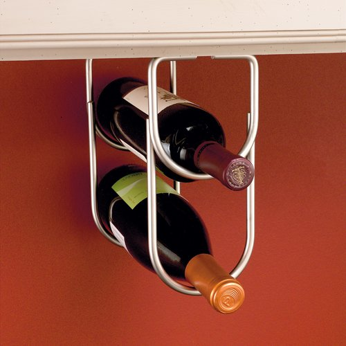 Rev-A-Shelf Double Bottle Holder - Satin Nickel 3250SN