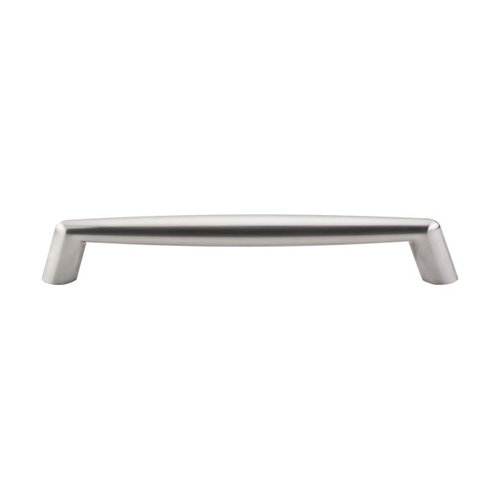 Top Knobs Appliance Pull 12 Inch Center to Center Brushed Satin Nickel Appliance Pull TK152BSN