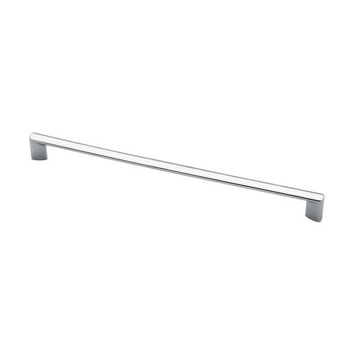 Liberty Hardware Geometrics 11-5/16 Inch Center to Center Polished Chrome Cabinet Pull PN1288-PC-C