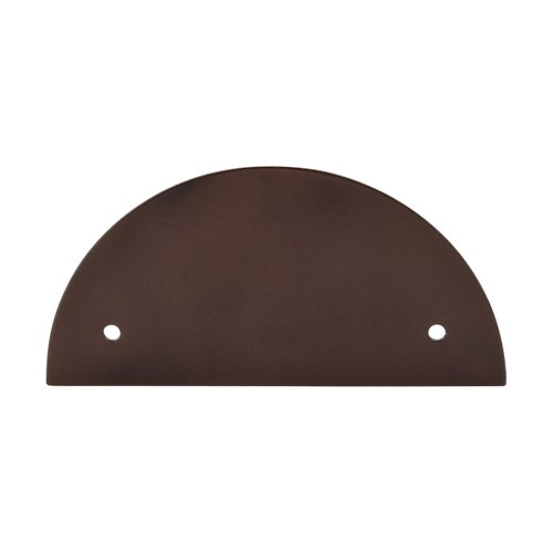 Top Knobs Sanctuary 3-1/2 Inch Center to Center Oil Rubbed Bronze Back-plate TK54ORB