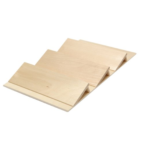 "Omega National Products Spice Drawer Insert 13""W Birch S9513DNL1"