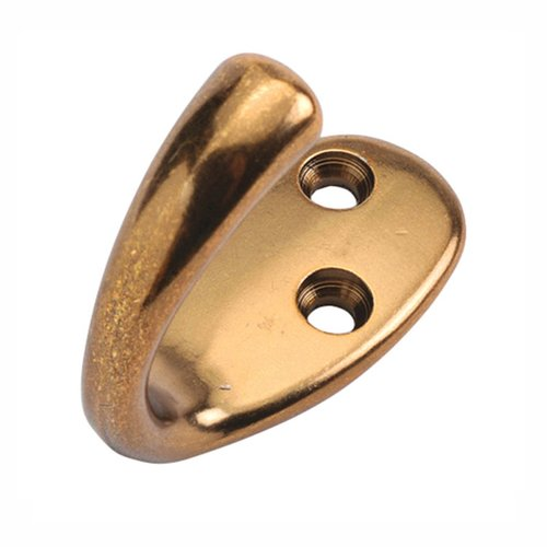 Single Utility Coat Hook Antique Rose Gold <small>(#P27100-ARG)</small>