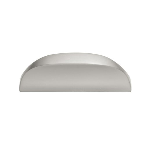 Hickory Hardware Metropolis 2-1/2 Inch Center to Center Satin Nickel Cabinet Pull P2622-SN