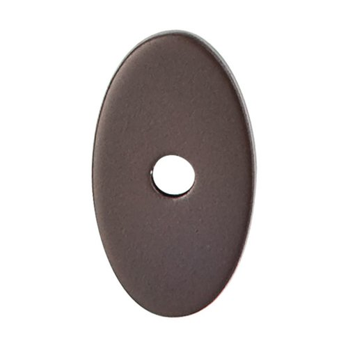 Sanctuary 1-1/4 Inch Length Oil Rubbed Bronze Back-plate <small>(#TK58ORB)</small>