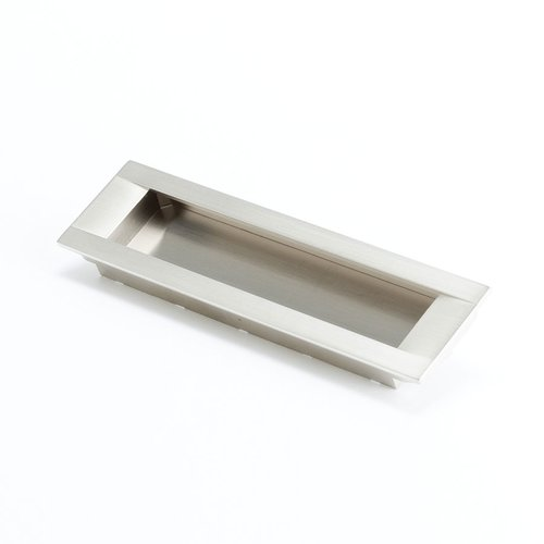R. Christensen Seize 6-5/16 Inch Center to Center Brushed Nickel Cabinet Pull 9281-1BPN-C