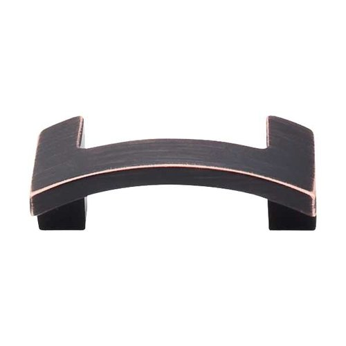 Top Knobs Sanctuary II 1-3/4 Inch Center to Center Tuscan Bronze Cabinet Pull TK248TB