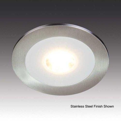 Hera Lighting AR78-LED Black Spotlight - Warm White AR78/BL/WW
