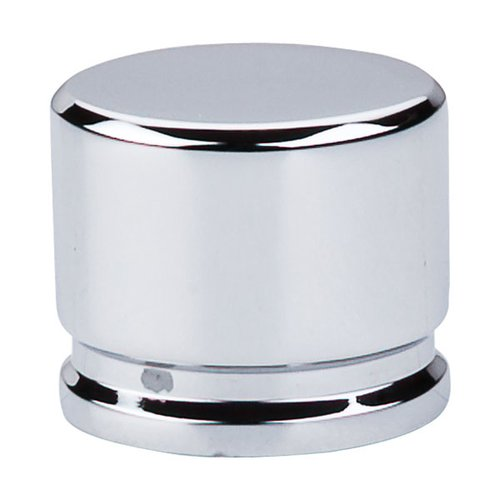 Top Knobs Sanctuary 1-3/8 Inch Length Polished Chrome Cabinet Knob TK61PC