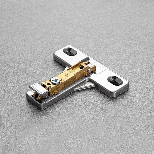 Salice 4MM Face Frame Adapter Mounting Plate BAU3L4