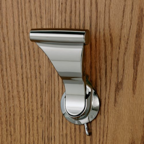 "Soss UltraLatch for 2"" Door W/ Privacy Latch Bright Nickel L34P-14"