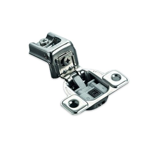 Salice 106° Silentia FF Hinge/Plate 1-1/4 inch Overlay Screw On CUP3AD9