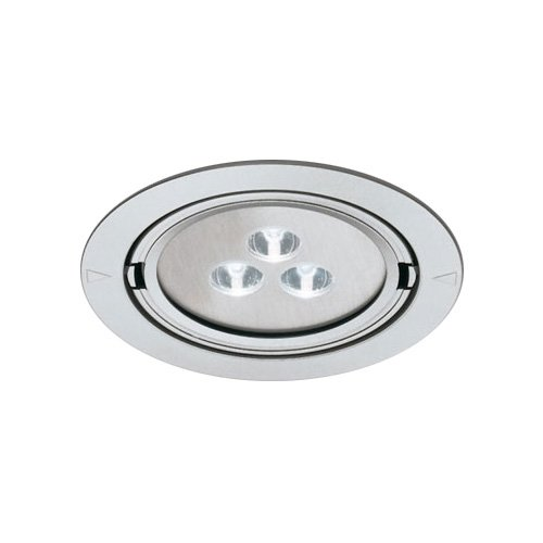 ARF-LED Warm White Recess Mount Spot - Chrome <small>(#ARFLED3200CH)</small>