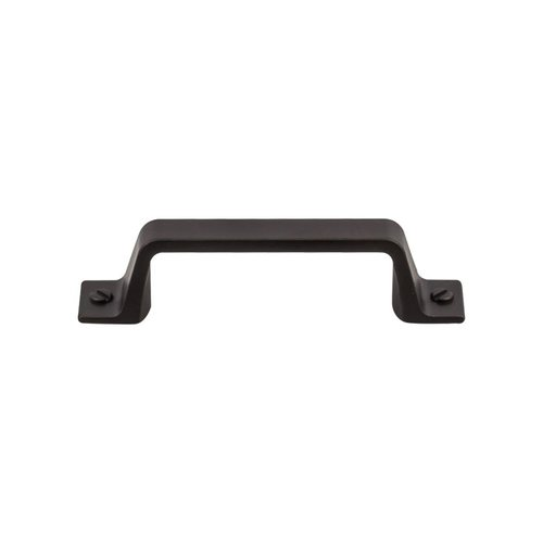 Top Knobs Barrington 3 Inch Center to Center Sable Cabinet Pull TK742SAB
